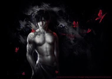 Poster: Bloodspirit
