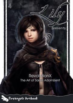 Artbook: Lily 4 - The Art of Sarah Adomßent