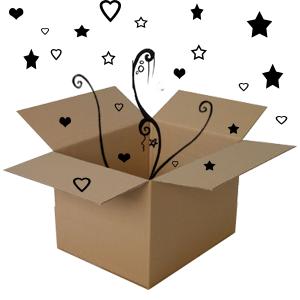 Überraschungsbox Boys Love