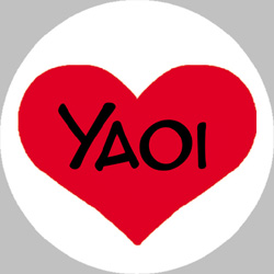 Button: Yaoi 43mm