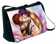 Tasche groß: Amber & Purple