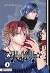 Manga: Black Cranes Band 3