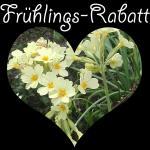 Frühlings-Rabatt