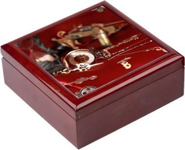 Treasure-Box: Steampunk