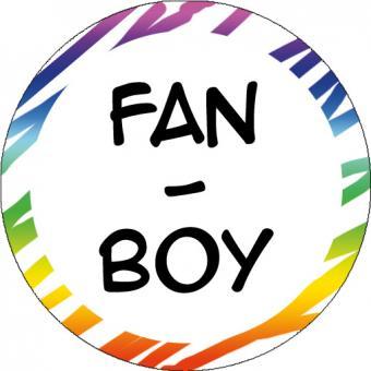 Button: Fan-Boy