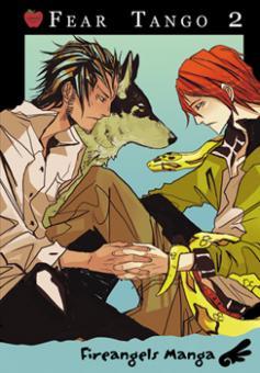Comic: Fear Tango 2