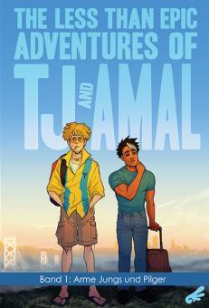 Comic: TJ and Amal 1