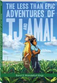 Comic: TJ and Amal 2