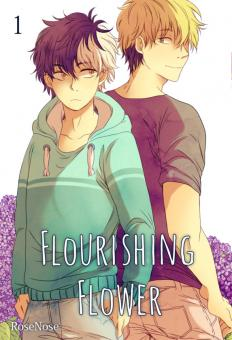 Manga: Flourishing Flower