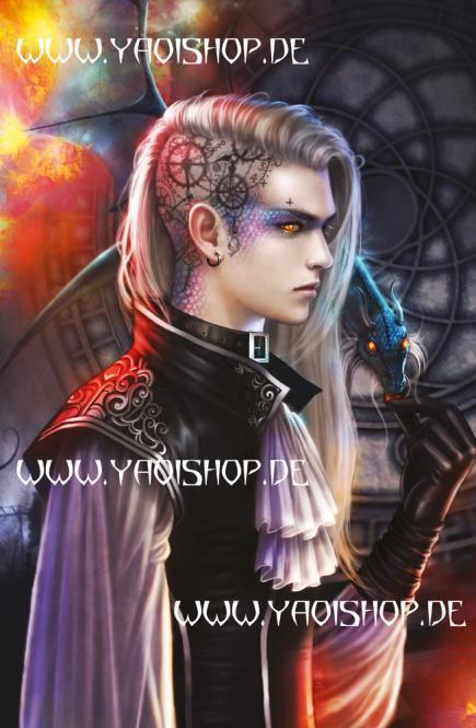 Poster: Blue Dragon