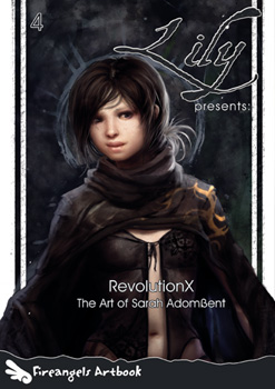 Artbook: Lily 4 - The Art of Sarah Adomßent