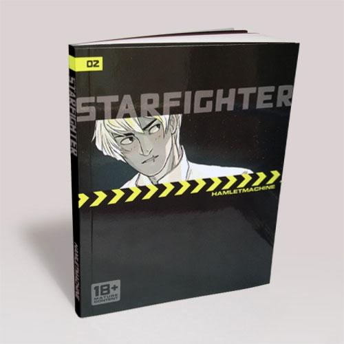 Comic: Starfighter 2