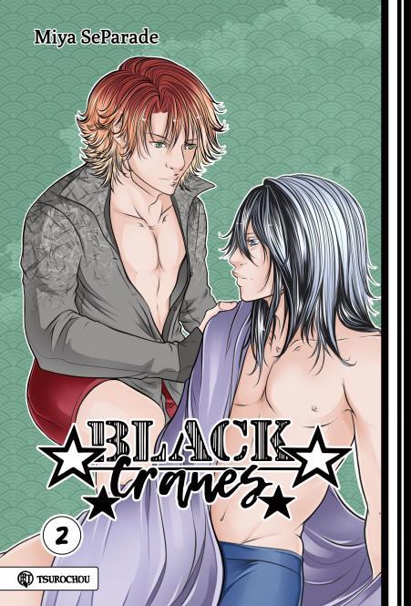 Manga: Black Cranes Band 2