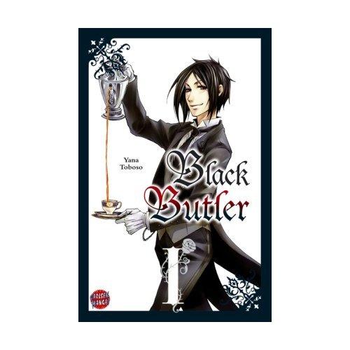 Manga: Black Butler 2-18